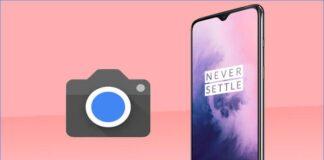Google Camera on OnePlus 7T