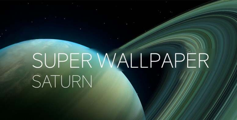 Xiaomi MIUI 12 Super Saturn wallpaper