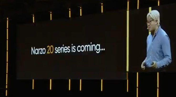 Realme Narzo 20 series launch