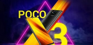 Poco X3 launched in India
