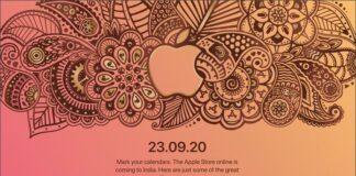 Apple Online Store announcement