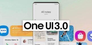 Samsung One UI 3.0