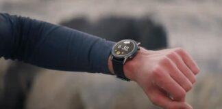Realme Smartwatch-wearOS