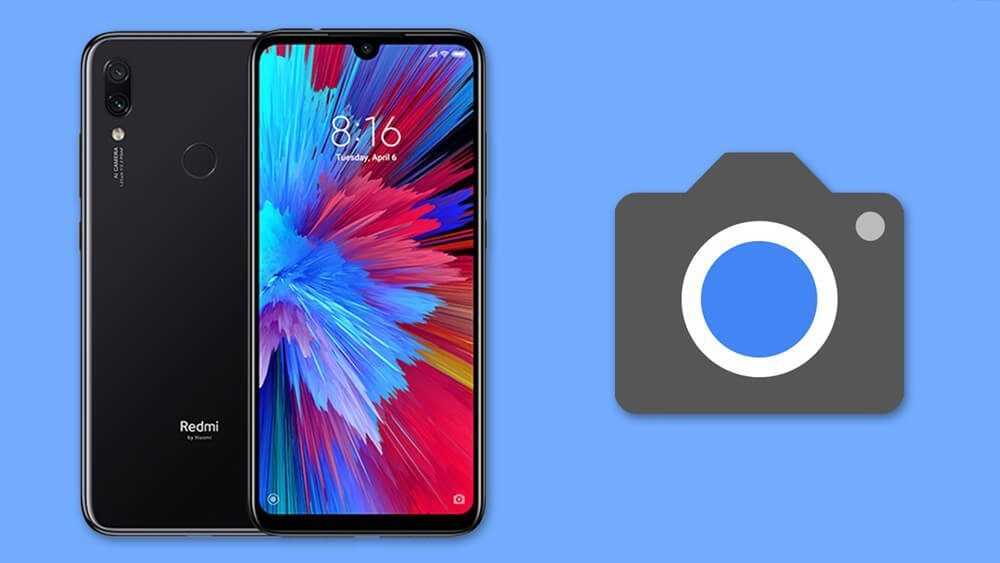 Download Best GCam for Redmi Note 7