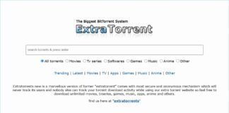 ExtraTorrents Proxy Sites and Mirrors