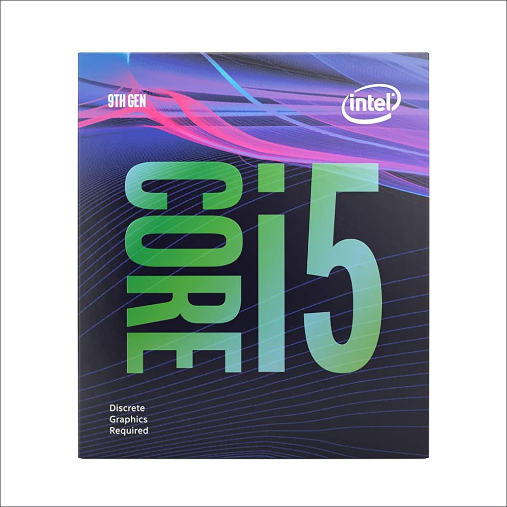 Intel Core i5-9400F Processor (9M Cache, up to 4.10 GHz)