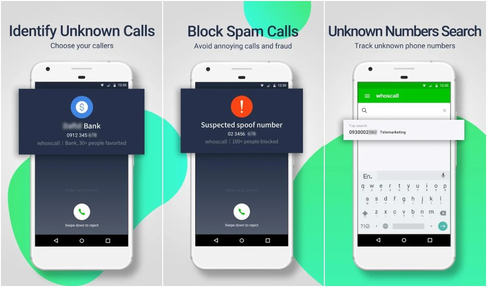 Whoscall - The caller id and block App
